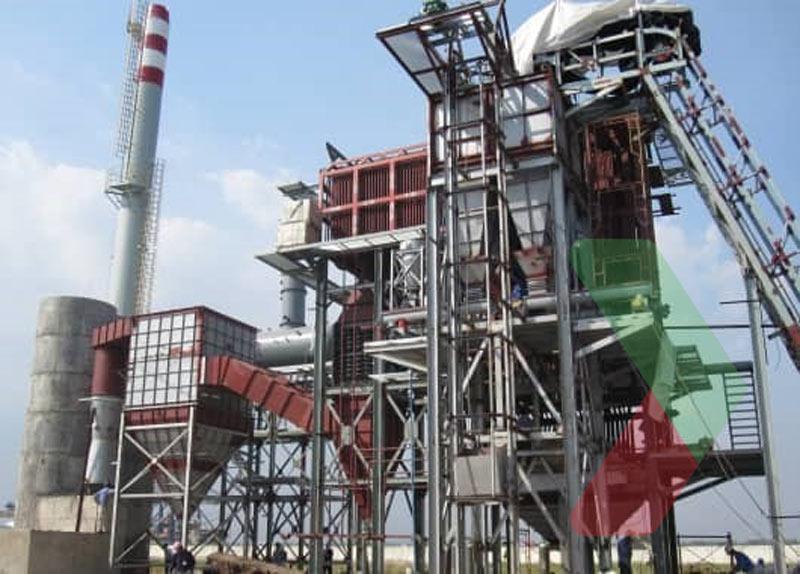 Lò hơi tầng sôi tuần hoàn được sử dụng ngày càng phổ biến trong các nhà máy bởi có những đặc tính ưu việt