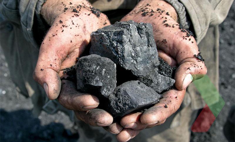 Hình ảnh thực tế của than đá Indonesia