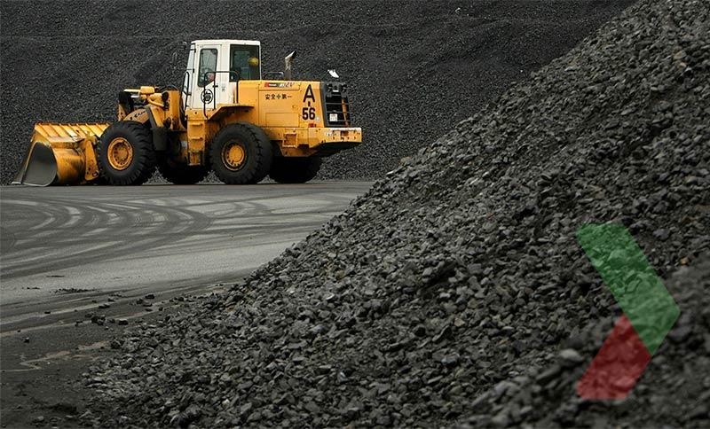 Hình ảnh thực tế từ công trường khai thác than đá Úc
