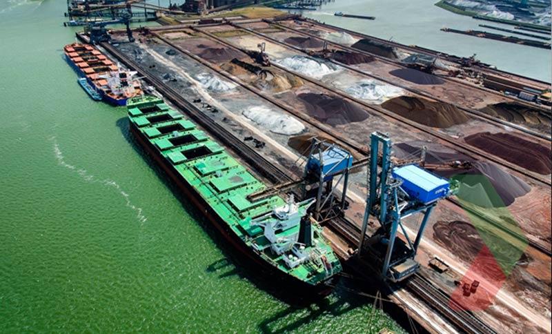Hoạt động xuất khẩu than đá ở Nga